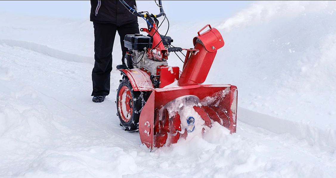 Snow Thrower image
